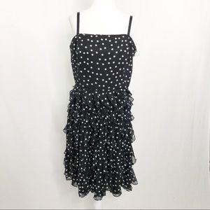White House Black Market Knee Length Dress, 14